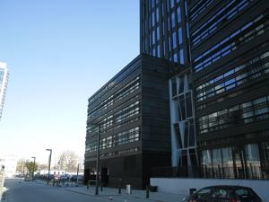 Warszawa, ul. Przyokopowa (Wola Center)